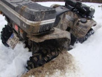 Πιέρια I :  Περιπέτεια στη χιονισμένη Σαρακατσάνα