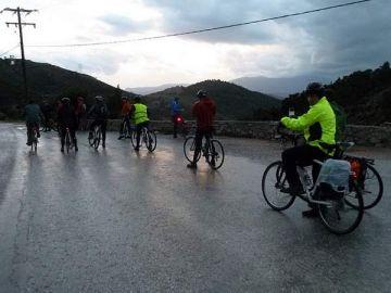 Ποδηλατική εκδρομή στα Δερβενοχώρια
